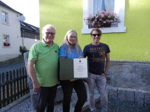 Dieter Frank, Birgit Gmelch, Björn Stumpf