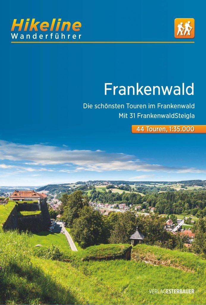 Titel Hikeline Wanderführer Frankenwald